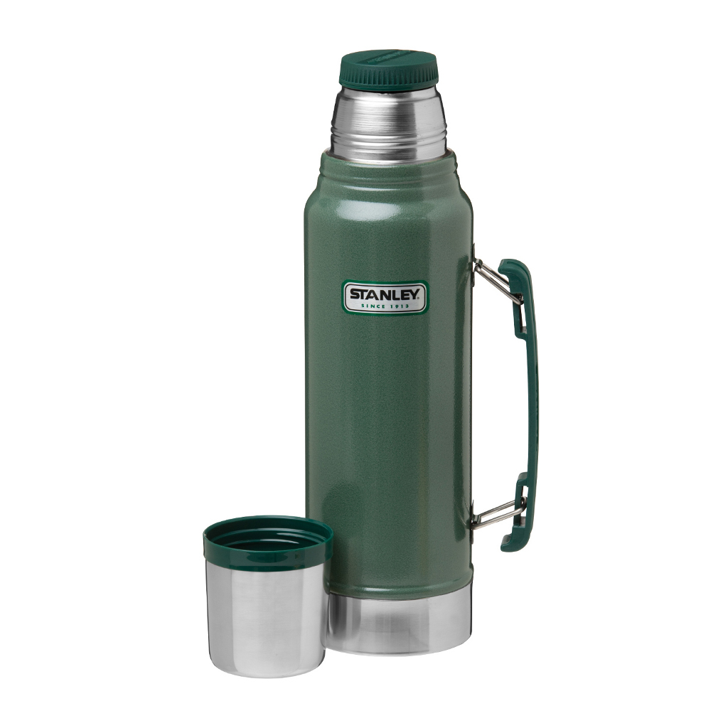 Stanley Stainless Steel Vacuum Flask - 1.0 litre